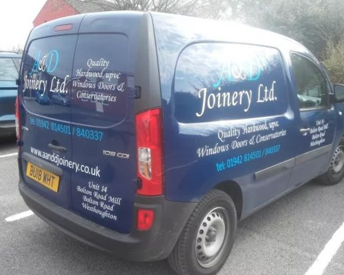 Vehicle Graphics Bolton | Sign Makers Bolton
